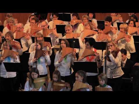Konzert der Panflötengruppe Thun (2012)